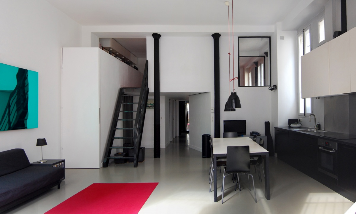Duplex à Paris