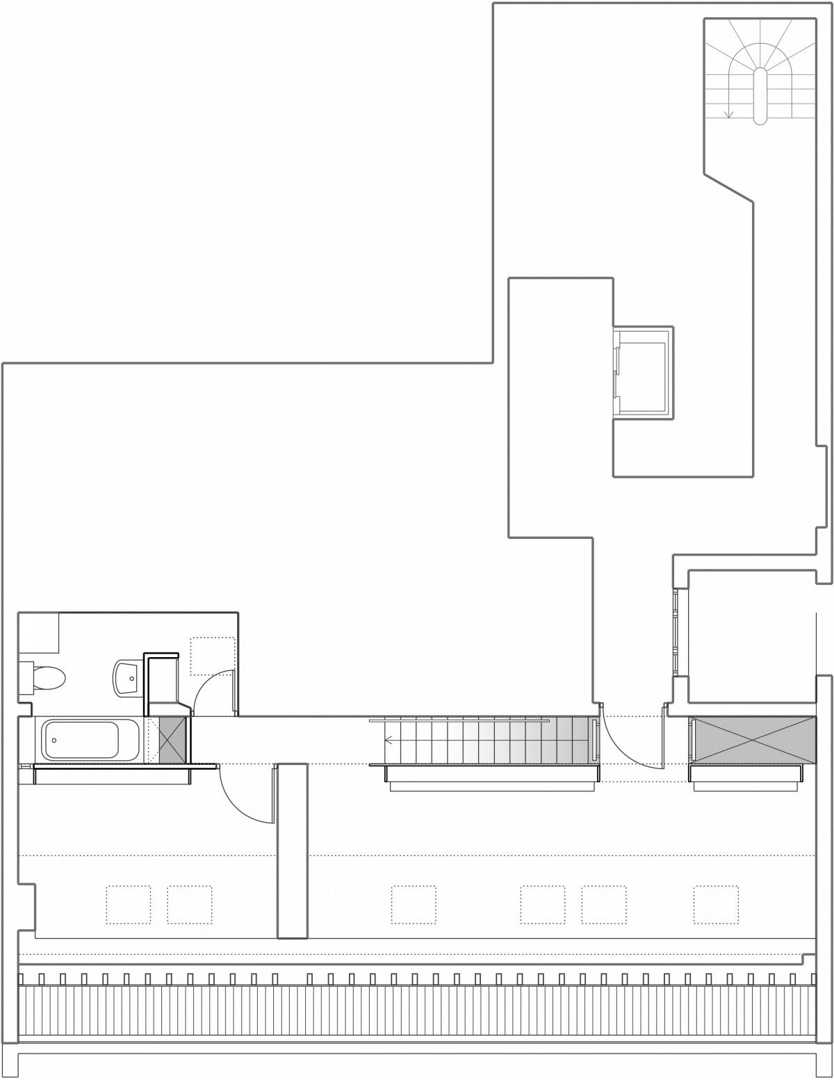 Duplex - Bibliothèque : 8 6P modifié