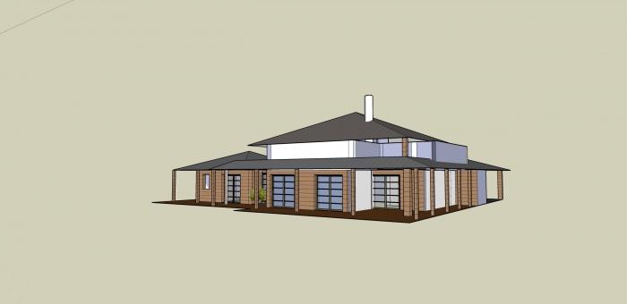 Construction d'une maison ( projet en cours )