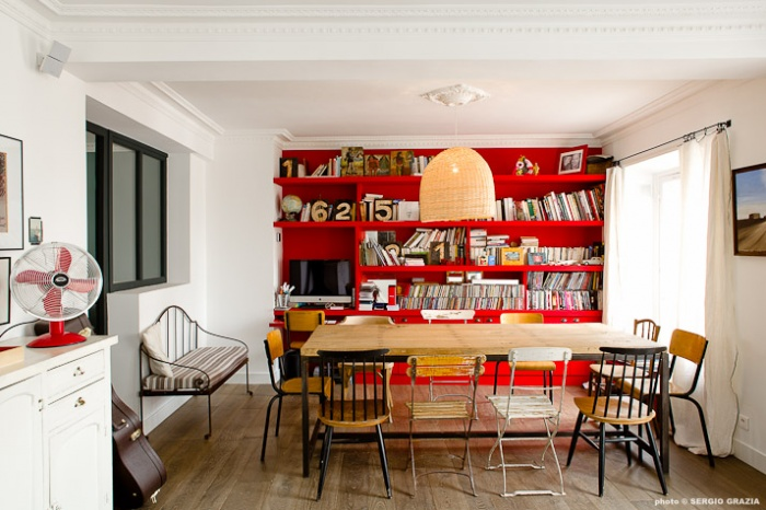 Appartement Temple, Paris : DUPUIS_9