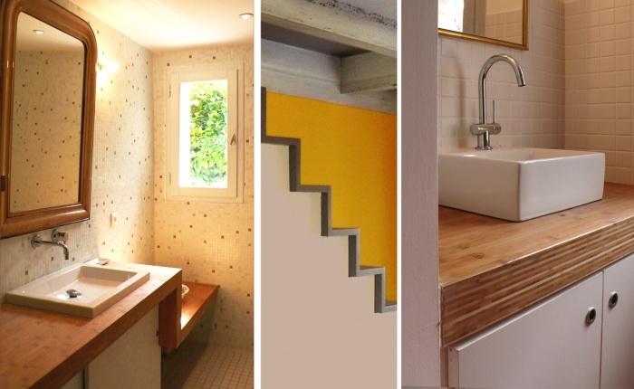 Réhabilitation  d'une maison traditionnelle landaise