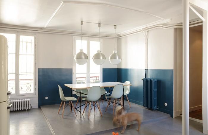 Appartement La Fayette, Paris : Sam3 c