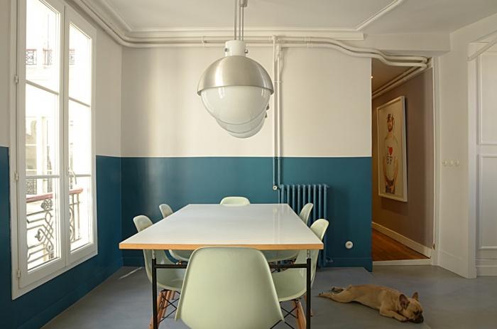 Appartement La Fayette, Paris : Sam2 c