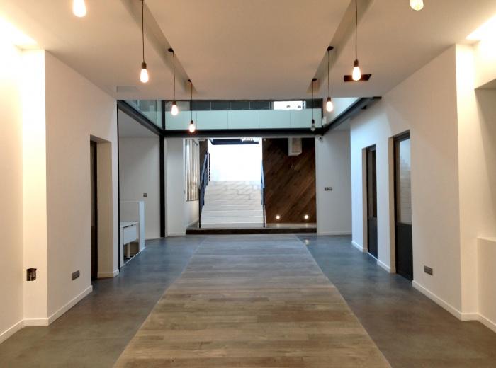 Aménagent du nouveau siège social d'une agence de Design Global : Photo 213