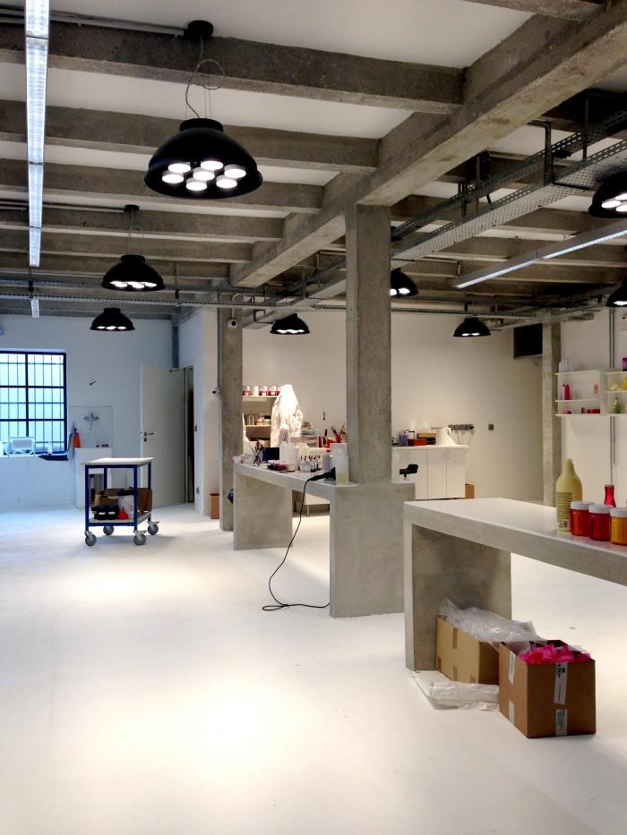 Aménagent du nouveau siège social d'une agence de Design Global : Photo 173