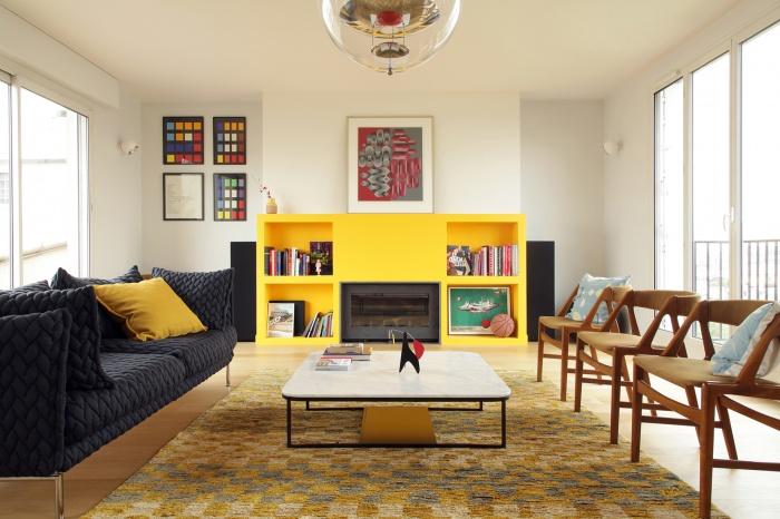 Rénovation d'un appartement de 105m2-Paris 11ème