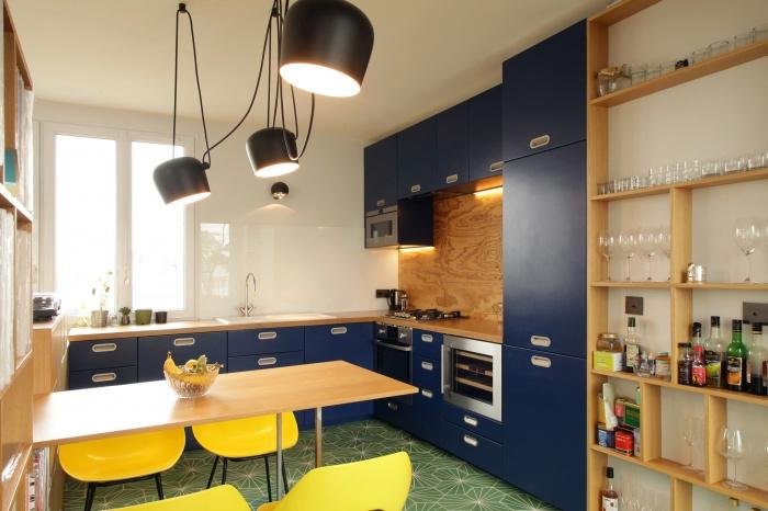 Rénovation d'un appartement de 105m2-Paris 11ème : BBD_G_3630
