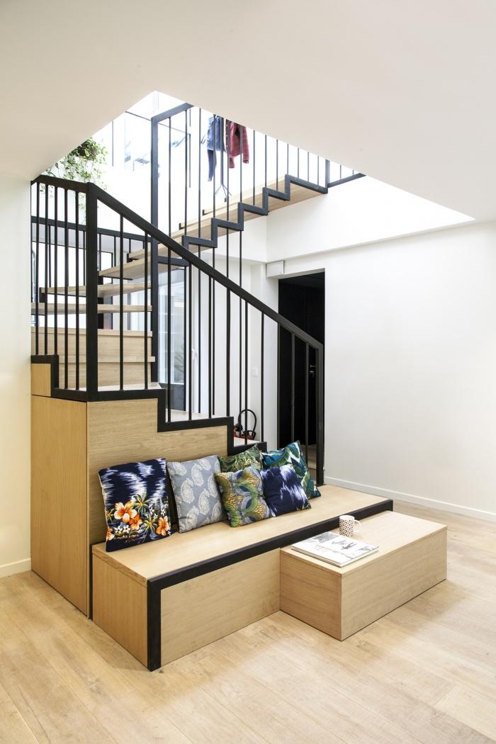 Rénovation de bureaux et création d'un studio de post-production : CRM-BBD26