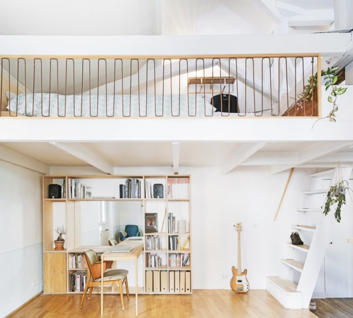 Rénovation d'un appartement duplex : image_projet_mini_94716