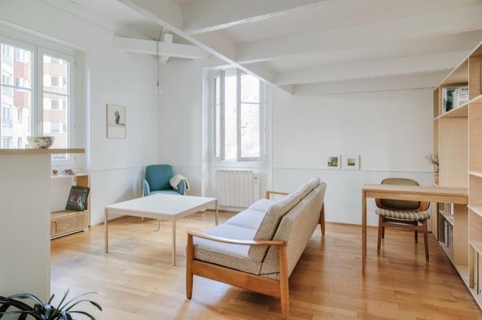 Rénovation d'un appartement duplex