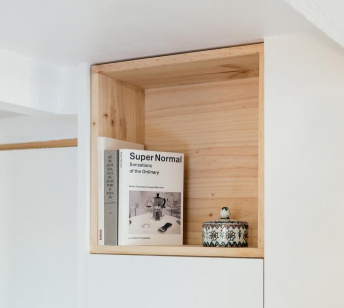 Rénovation d'un appartement duplex : 18 Niche