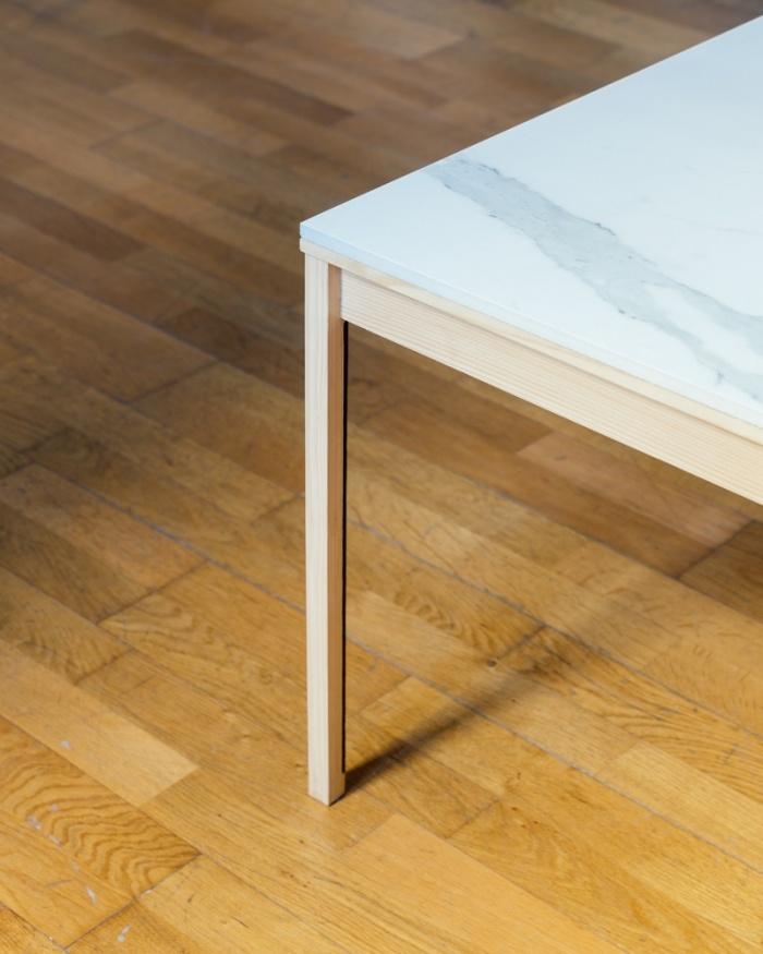 Rénovation d'un appartement duplex : 24 Table