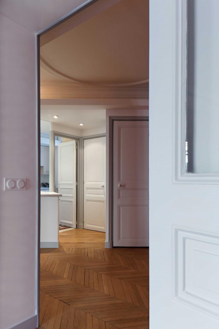 Restructuration complète d'un appartement Haussmannien : 060-banville-réception_4677_DxO