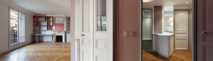 Restructuration complète d'un appartement Haussmannien : 070-banville-réception_4602_DxO