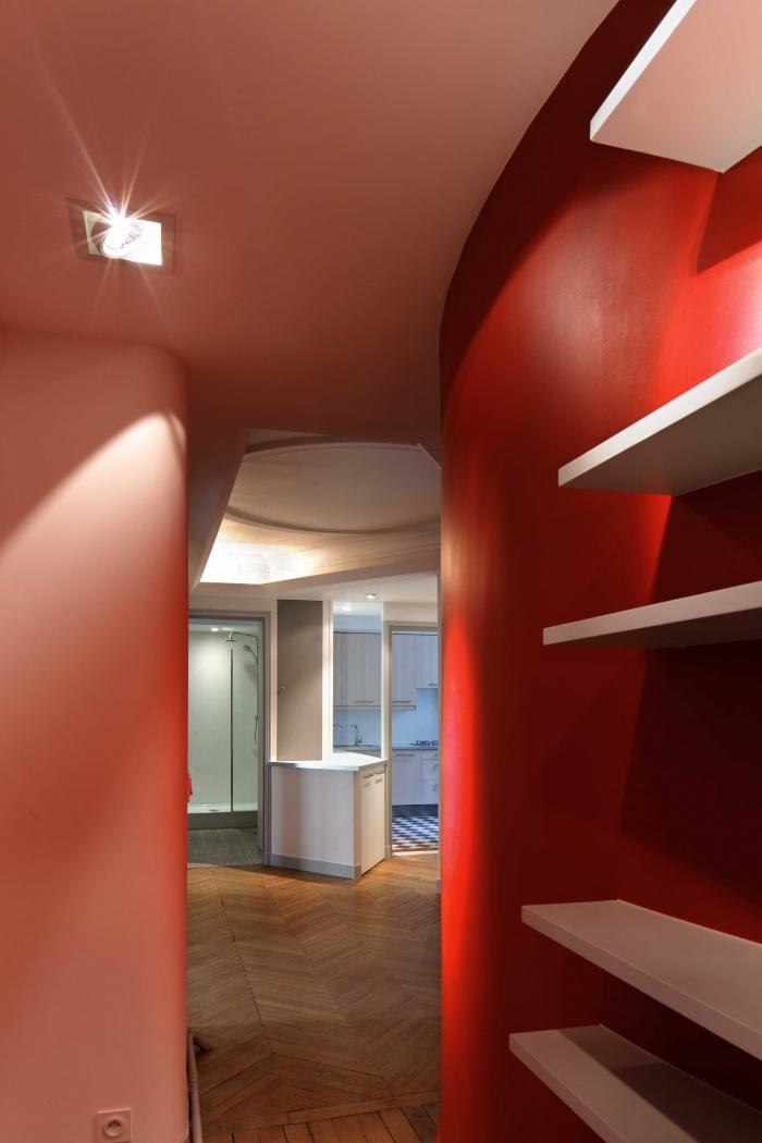 Restructuration complète d'un appartement Haussmannien : 120-banville-réception_4738_DxO