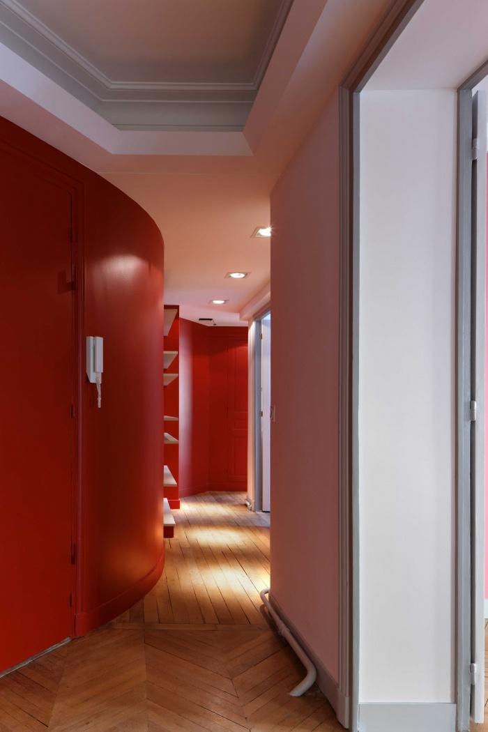 Restructuration complète d'un appartement Haussmannien : 160-banville-réception_4643_DxO