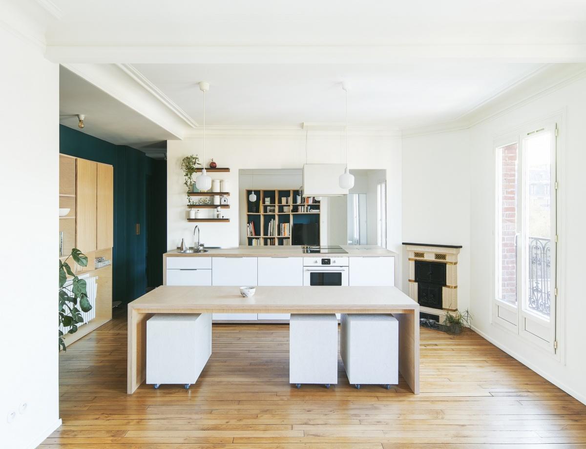 Restructuration et rénovation d'un appartement : image_projet_mini_99773