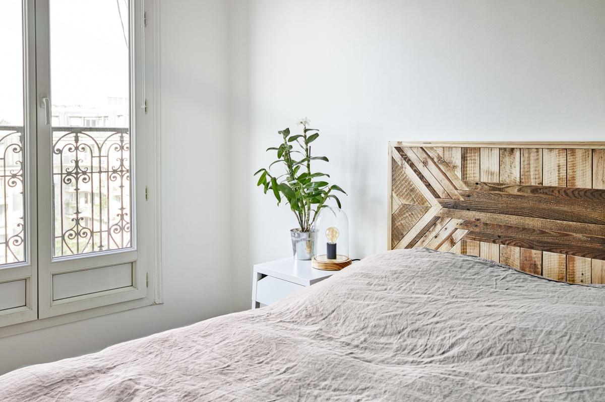 Restructuration et rénovation d'un appartement : 10 rue Hector Malot v2-2138